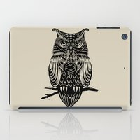 Owl of Cairo iPad Case