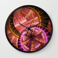 Industrial II Wall Clock