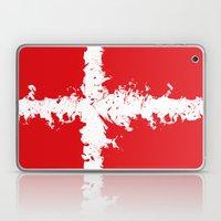 in to the sky, Denmark  Laptop & iPad Skin