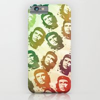 iPhone & iPod Case featuring Rainbow Revolution by AnacondaOnline.eu
