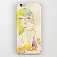 Dear. Spring iPhone & iPod Skin