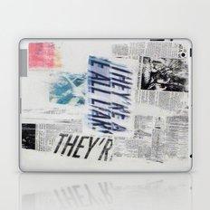 LIARS Laptop & iPad Skin