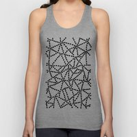 Dots Connect Unisex Tank Top