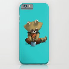 Rocket and Groot iPhone 6s Slim Case