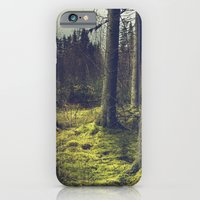 iPhone & iPod Case featuring Forest by VikaValter
