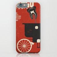 Django Unchained - Alternative movie poster iPhone 6 Slim Case