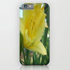 Hello Yellow iPhone 6s Slim Case
