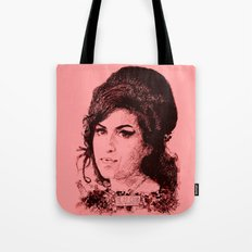 27 Club - Winehouse Tote Bag