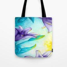 Floral Spring - (7) Tote Bag
