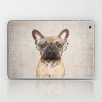 Mr Bulldog Laptop & iPad Skin