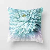 Happy Spring! Throw Pillow