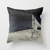 Habitat 3 Throw Pillow