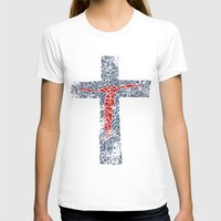 jesus T-shirts featuring Jesus by biblebox