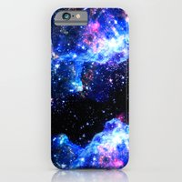 iPhone Cases featuring Galaxy by Matt Borchert