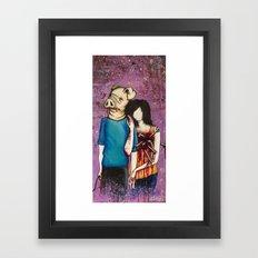 Lovefool Framed Art Print