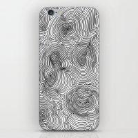 Contours iPhone & iPod Skin