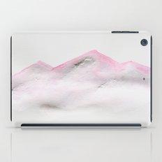 Pink Mountain iPad Case