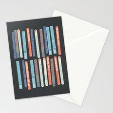 Music Snob Stationery Cards