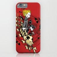 Calvydia And Beetlehobbe… iPhone 6 Slim Case