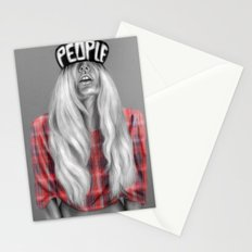 + The Real Her + Stationery Cards