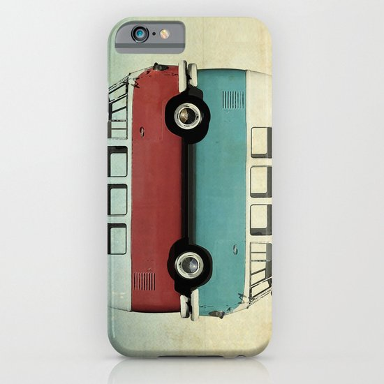 Kombi Ying and Yang iPhone & iPod Case