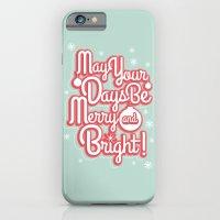 Merry & Bright iPhone 6 Slim Case