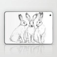 Three Hares sk131 Laptop & iPad Skin