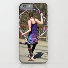 The Circle Inside the Square (Hula Hoop Series) iPhone 6s Slim Case