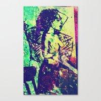 Profile Pic Canvas Print