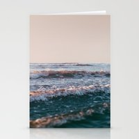 Pacific Lullaby Stationery Cards