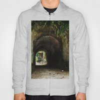 Old tunnel 2 Hoody