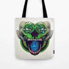 Artificial Mythology Tote Bag