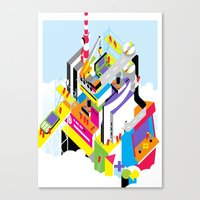 AXOR - Customize I Canvas Print