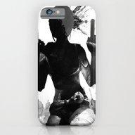 Lara Croft iPhone 6 Slim Case