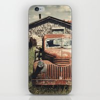 Fourties Farm Truck iPhone & iPod Skin