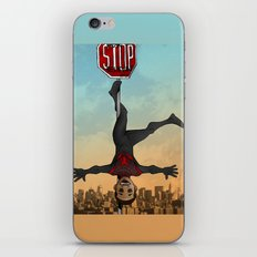 Miles Morales, Ultimate Spider-Man iPhone & iPod Skin