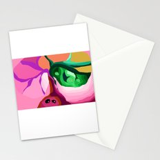 TIRED TREE Stationery Cards