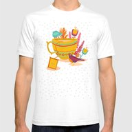 T-shirt featuring My Cup Of Tea by Kakel