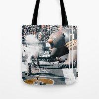 Chicago Bears - Bear Dow… Tote Bag