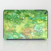 Greenwoods Abstract iPad Case
