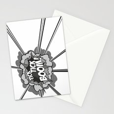 Tick Tick Boom! Stationery Cards