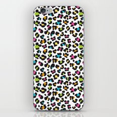 Crazy Leopard iPhone & iPod Skin