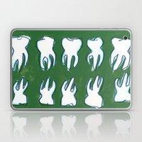 molar pattern Laptop & iPad Skin