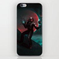 Astroman! iPhone & iPod Skin