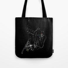 In Silence v2 Tote Bag