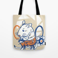 Rat Subject Tote Bag