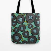 Seed Pods Tote Bag