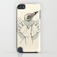Raven iPod touch Slim Case