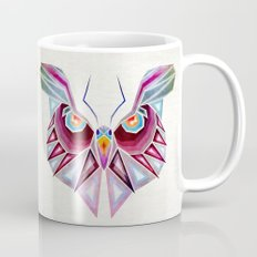 owl or butterfly? Mug