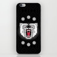 Polar Bear Geometric iPhone & iPod Skin